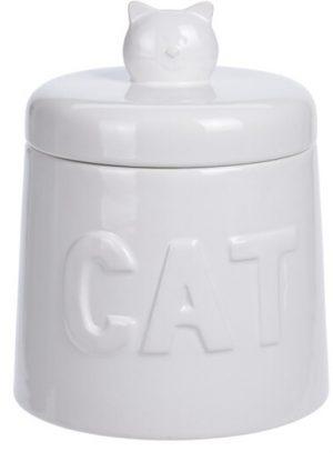 Kattenvoer opslagbak